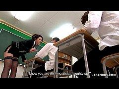 xvideos คุณครูครับ ถ้ายั่วควยขนาดนี้ พวกผมขอรุมเย็ดหีคุณครูนะครับ เรียนไปควยแข็งไป ขอแตกใน แตกปากครูนะครับxxx