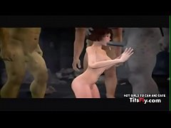 hentai 3D ควยเอเลี่ยน รุมเย็ดสวิงกิ้งสาวหลงถ้ำ ควยยาวเย็ดลึกเรียงคิว xxx