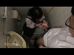 javhd ดูหน้าก็รู้ว่าเสียวมาก เย็ดเด็กญี่ปุ่นหีฟิต พามาล่อในห้องน้ำจับยกขาเย็ดท่ายากควยยาวสาวกระแทกหีแทบแหก