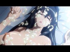 anime การ์ตูนโป๊ น้ำล้นรูหนุ่มแว่นนัดเย็ดสาวก้นใหญ่สวยใสให้หนุ่มควยใหญ่กระแทกหีกระเด้ามัน
