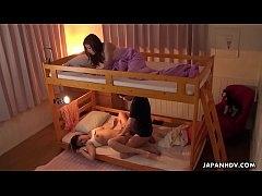 หนังโป๊ญี่ปุ่น พี่เขยขี้เย็ดเบื่อหีเมียย่องเย็ดหีน้องเมียดีกว่าหีฟิตเย็ดมันขย่มควยเก่งเสียวหัวควยมาก